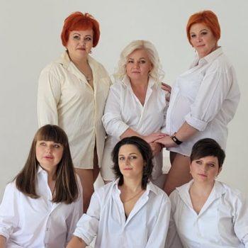 У Вінниці онкоодужуючі жінки стали учасниками фотопроекту «Вчасно», аби нагадати, що рання діагностика рятує життя